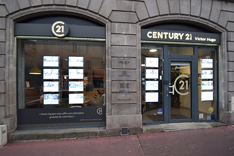 Agence immobilière CENTURY 21 Victor Hugo, 87000 LIMOGES